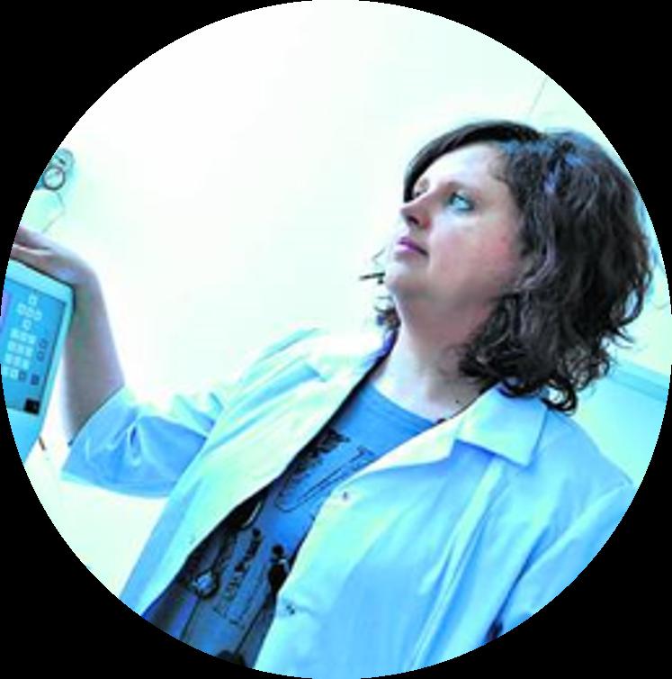 Dr inż. Dorota Piłakowska-Pietras